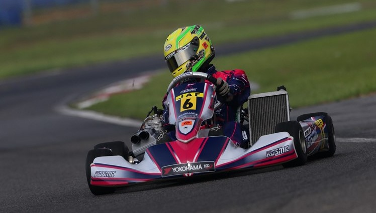 2017年オートバックス 全日本カート選手権 OKクラス 第5-6戦