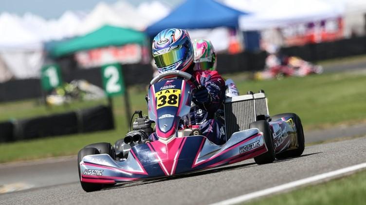 2017年オートバックス 全日本カート選手権 FS125クラス 第4戦